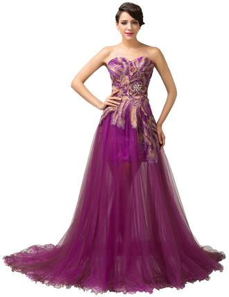 dress purple sweetheart fabulous cute iwantit loveit prom dress jovani sherri hill
