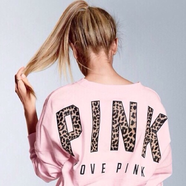 victoria's secret victoriasecretpink sweater