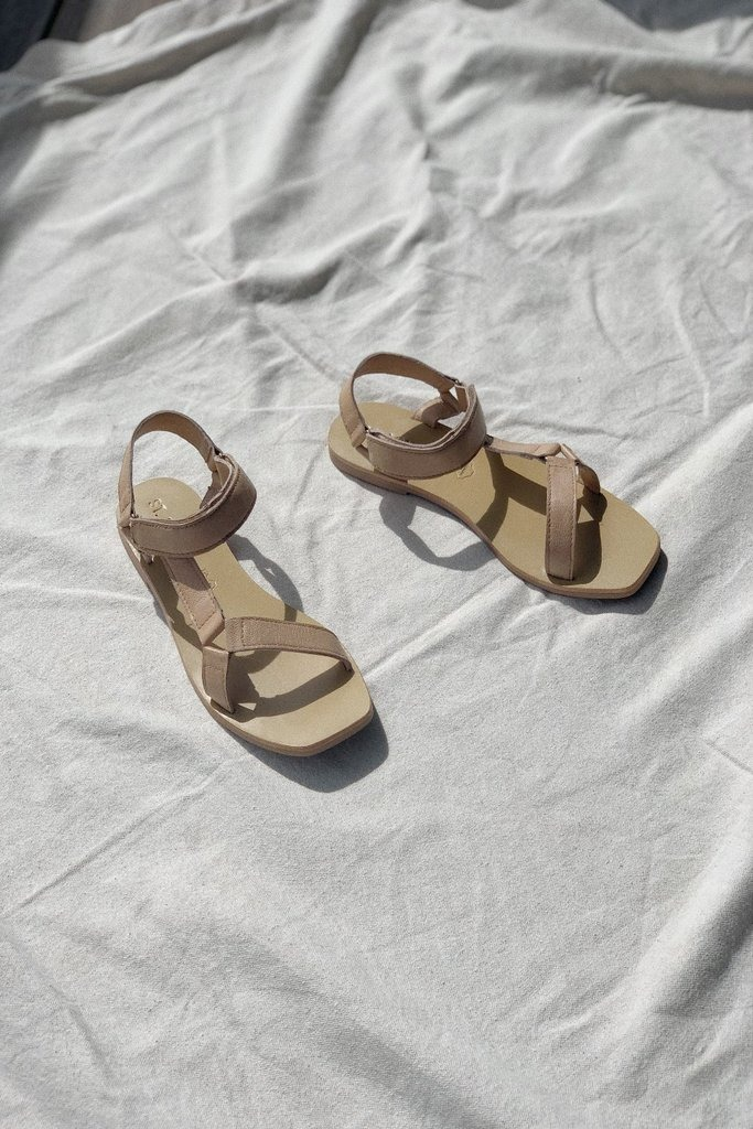 Sportsu Sandal - Nude