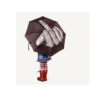 middle finger umbrella dope swag fuck off funny middle finger up home accessory parasol the finger fuck yes dope wishlist the middle