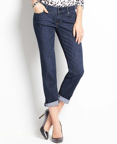 Boyfriend Denim Jeans | Ann Taylor
