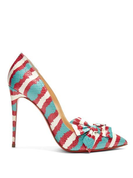 christian louboutin pumps shoes