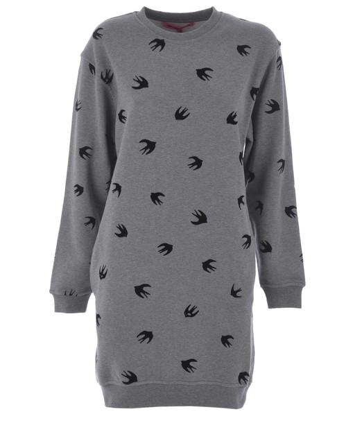 McQ Alexander McQueen dress sweatshirt dress