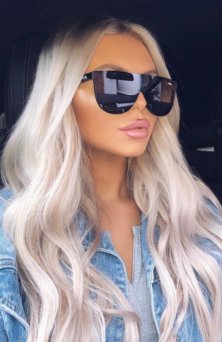 Av Reille Sunglasses Black