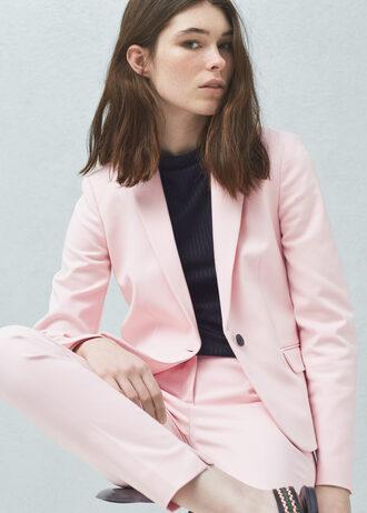 jacket pink jacket pink tuxedo