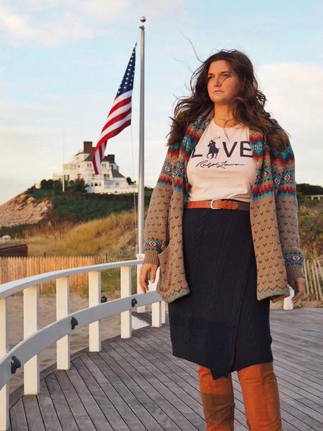 fashion foie gras blogger t-shirt cardigan sweater skirt belt fall outfits