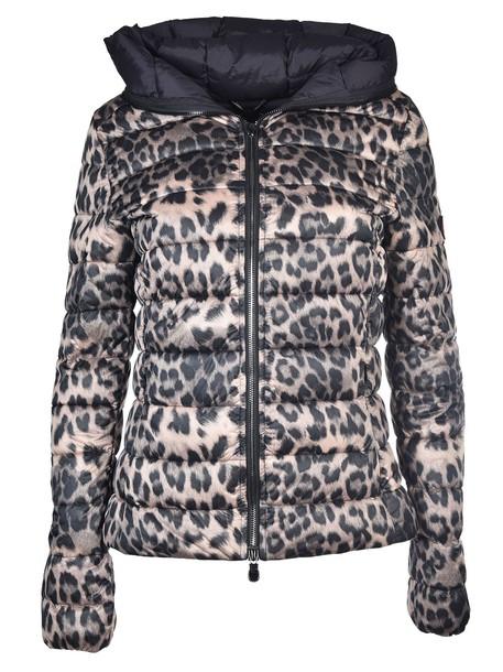 Save The Duck jacket print leopard print multicolor