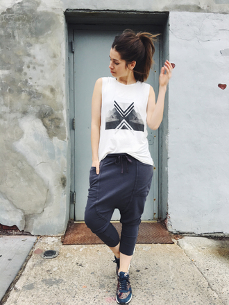 orchid grey blogger pants shoes dress
