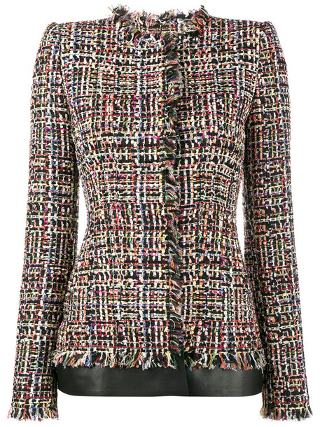 jacket women leather cotton