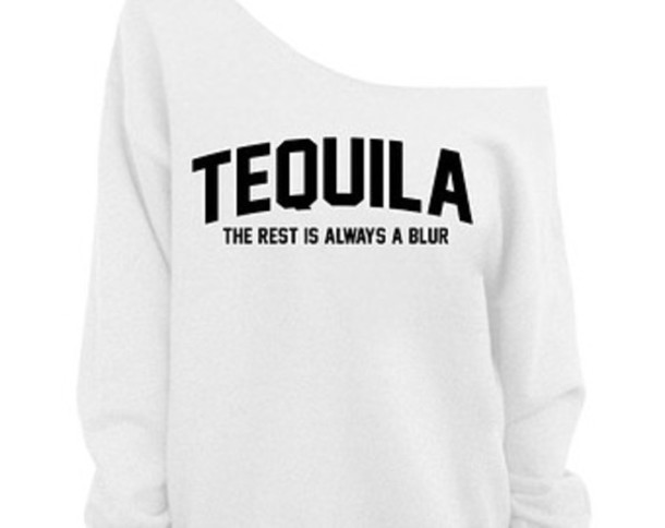 sweater tequila white swag do better