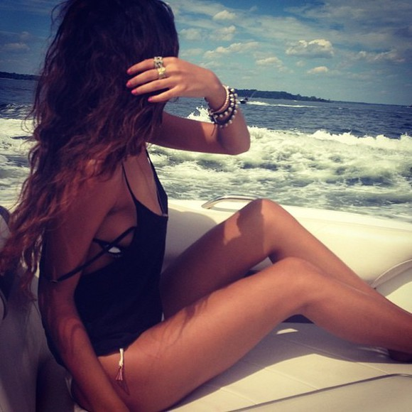 sun top strappy beach boat baddie bikini bad bitches link up sexy tank top hispter kylie jenner