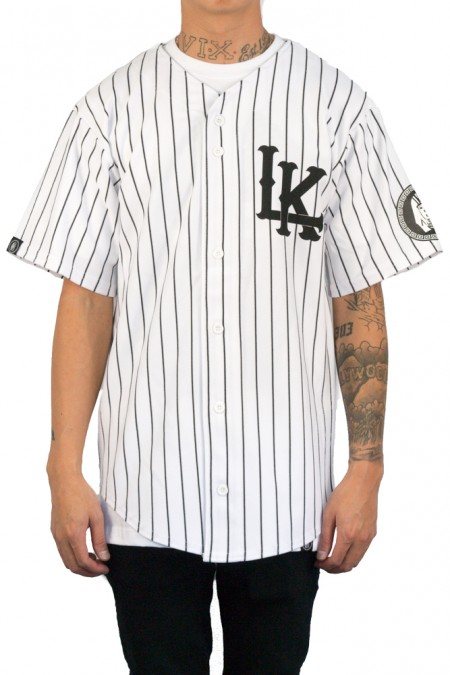 Last kings kingin baseball jersey