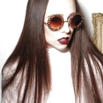 sunglasses allie x artist glasses vintage chic cute