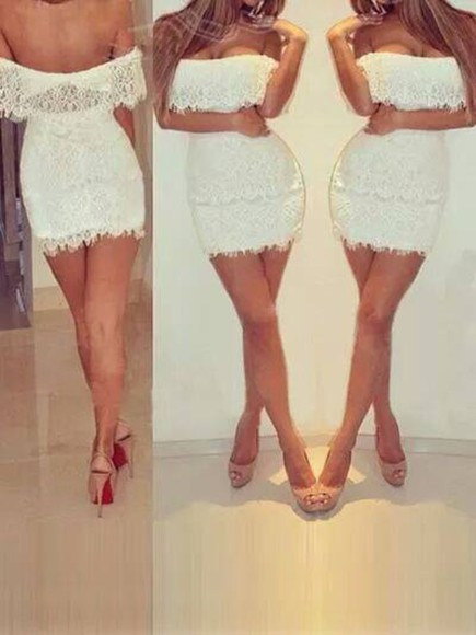 dress love want want want white dress