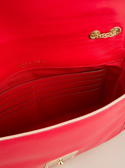 Marc Jacobs 'polly' Shoulder Bag - Stefania Mode - Farfetch.com