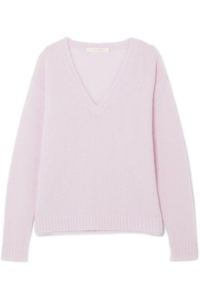 Marc Jacobs sweater wool lilac