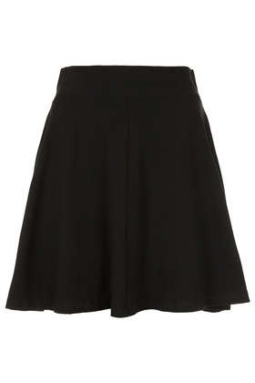 High Waist Skater Skirt - Skirts - Clothing - Topshop