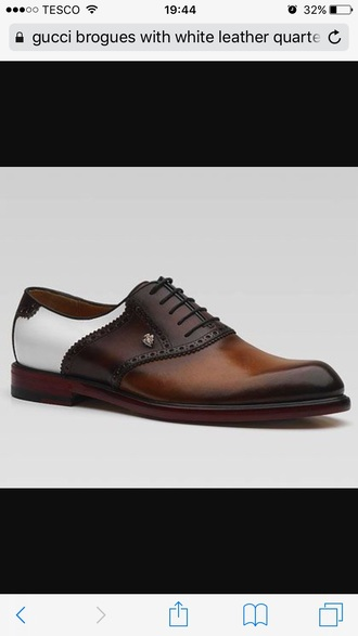 shoes gucci brogues brogue shoes brown derbies