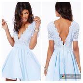 dress,prom dress,party dress,short dress,sexy dress,v neck dress,skater dress,flare,princess dress,lace dress,blue dress,sky blue dress