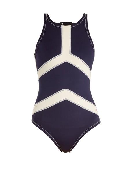 Perfect Moment navy swimwear