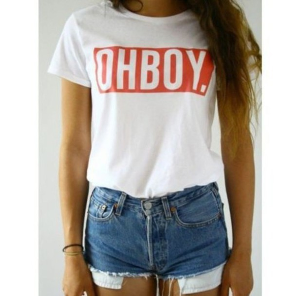 Shirt Dealsforyou Ohboy Obey Obey Shirt Tumblr Tumblr Outfit Pale Grunge Vintage ...