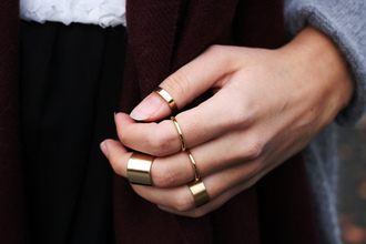 jewels elizabeth and james knuckle ring minimalist minimalist jewelry gold jewelry gold ring