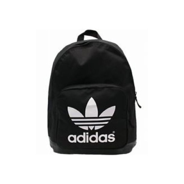 bag bookbag backpack adidas white black 5516362dd0f92