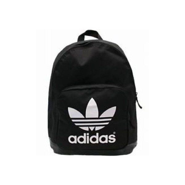 adidas backpack black and white