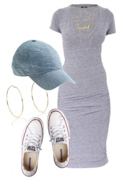 dress,hat,shoes,adidas,jewelry,black dress,grey,grey dress,adidas superstars