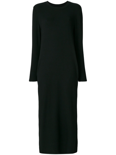 Henrik Vibskov dress midi dress long women midi black
