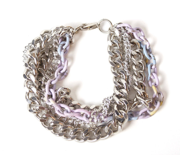Rahab Chain Bracelet | Created by Fortune