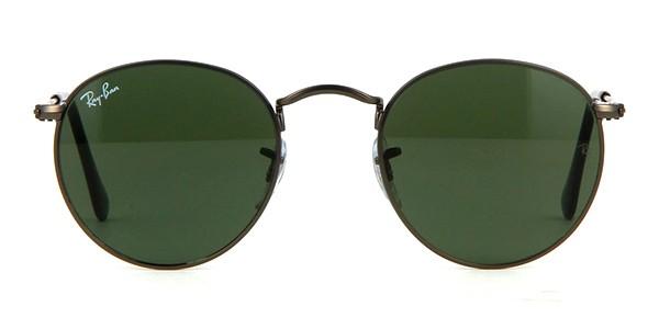 1ff29ac74d Ray Ban round Metal 3447 029 Sunglasses