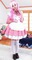 Japanese anime maid costume (pink) · creepy cute clothing · online store powered by storenvy