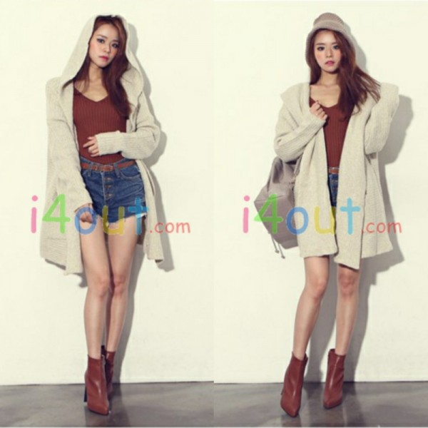 Women Long Sleeve Cardigan Jacket Coat Sweater Jumper Asia Free U s s M | eBay