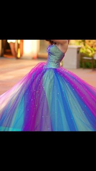 dress peacock