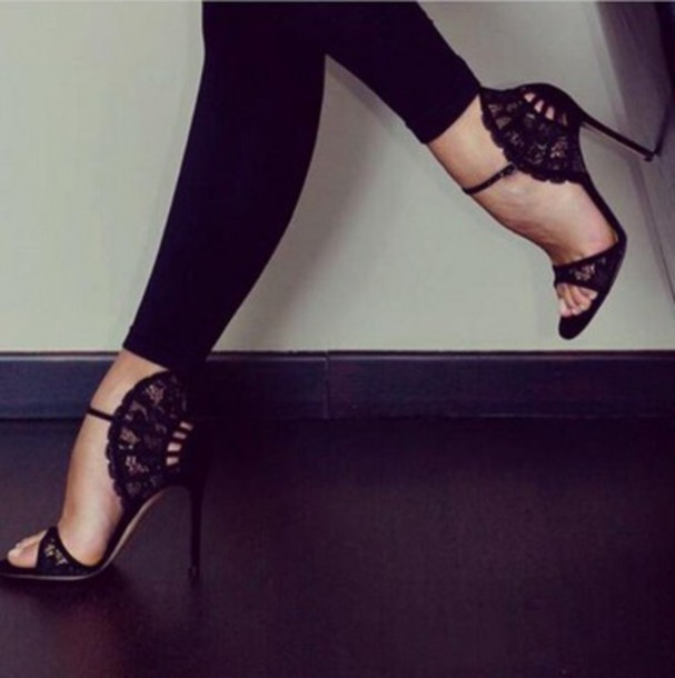 shoes sandals lace sandal heels