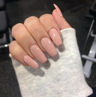 nail accessories on point clothing nails cute nails on fleek fleek dope baddies tumblr nude pink girly vintage pretty