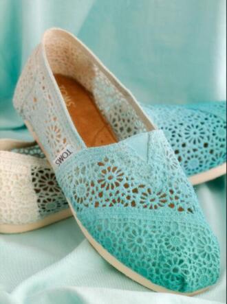 shoes ombre