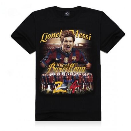 Messi Printed 3D Men Fashion Punk Hip Hop Short Sleeve T Shirt lml3011 - lol-malls - Trustful Online Shopping for Women Dresses