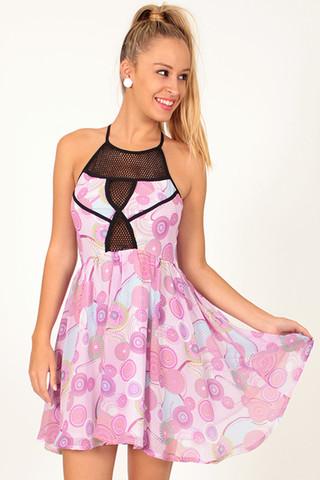 Daydreamer Printed Dress | Foxx Foe