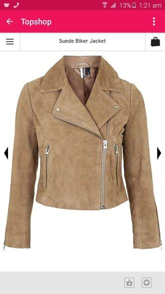 jacket beige jacket nude jacket biker jacket suede jacket