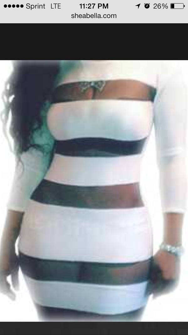 dress white dress sexy