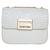 Bolsa Dumond Textura Branca - Compre Agora   Dafiti