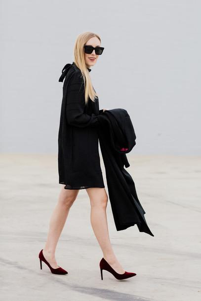 eat sleep wear, blogger, dress, jacket