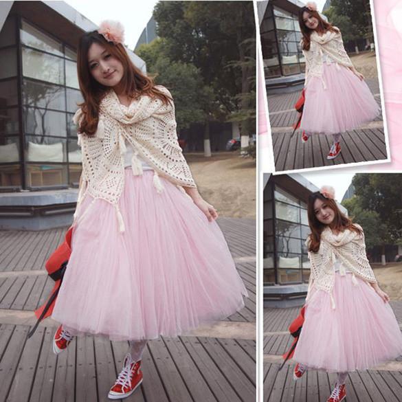 Princess Tu Midi Skirt | Outfit Made