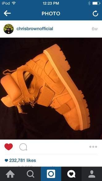 shoes boots urban urban menswear orange orange shoes orange boots