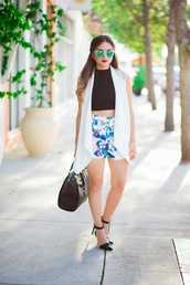 nany's klozet,blogger,shoes,jacket,bag,sunglasses