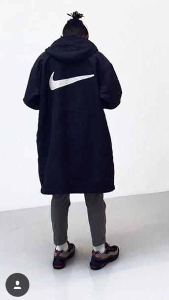 5b2b68e919 Nike Men Jacket Black unit4motors.co.uk
