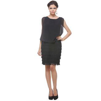 dress party dress black dress casual dress western style