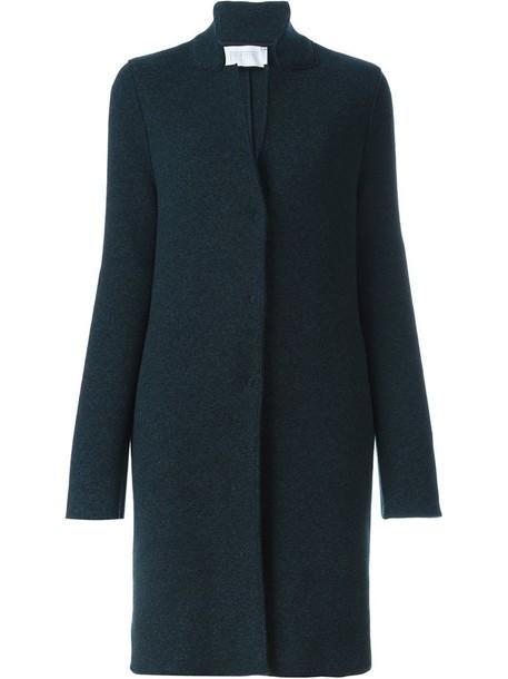 HARRIS WHARF LONDON coat women wool green